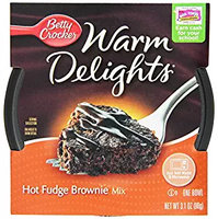Betty Crocker™ Warm Delights Hot Fudge Brownie Mix