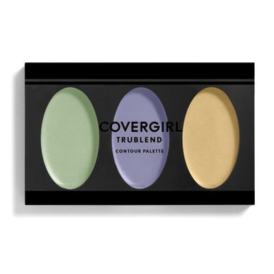 COVERGIRL TruBlend Pre-Touching Color Correcting Palette