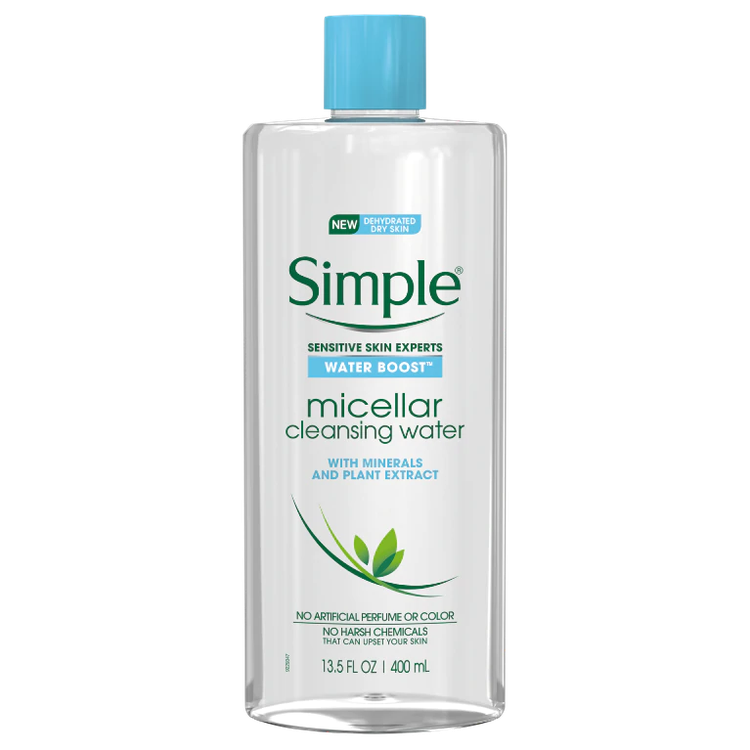 Simple® Water Boost™ Micellar Cleansing Water