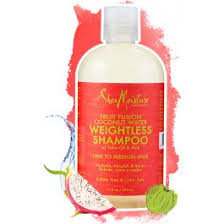 SheaMoisture Fruit Fusion Coconut Water Weightless Shampoo