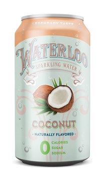 Waterloo Sparkling Water Coconut