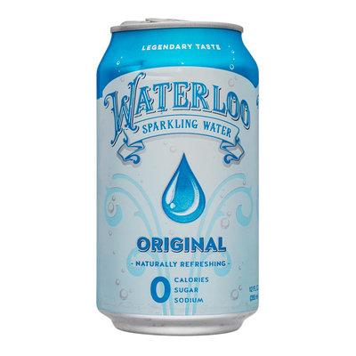 Waterloo Sparkling Water Original