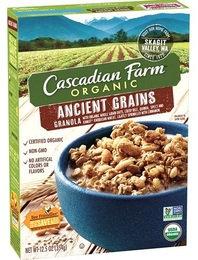 Cascadian Farm Organic Ancient Grains Granola