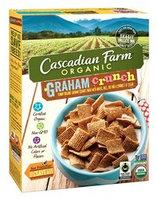 Cascadian Farm Organic Graham Crunch Cereal