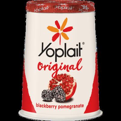 Yoplait® Original Blackberry Pomegranate Yogurt