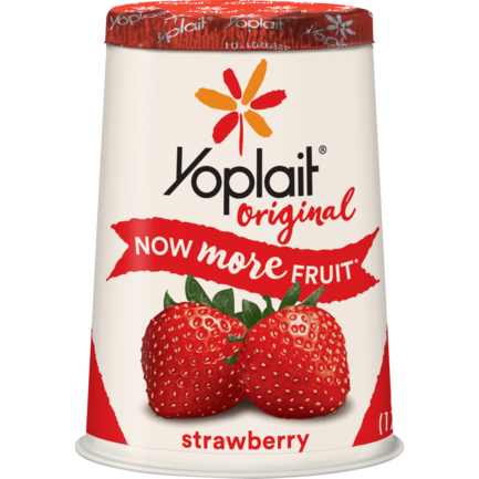 Yoplait® Original Strawberry Yogurt