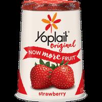 Yoplait® Original Strawberry Yogurt