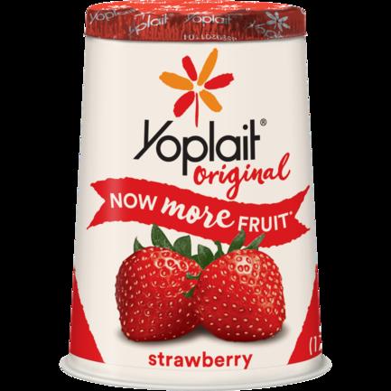 Yoplait® Original Strawberry Yogurt Reviews