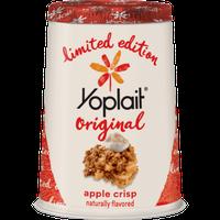 Yoplait® Original Apple Crisp Low Fat Yogurt