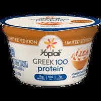 Yoplait® Yg100 Protein Caramel Latte Yogurt