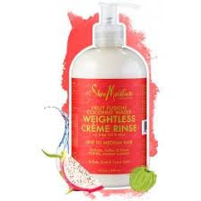SheaMoisture Fruit Fusion Coconut Water Weightless Créme Rinse
