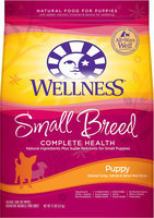 Wellness Complete Health Small Breed Puppy Food