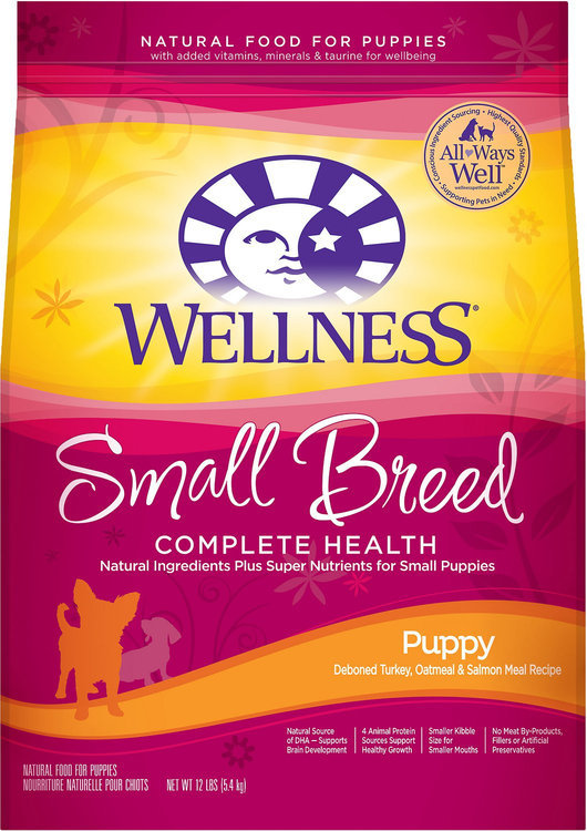 Wellness Complete Health Small Breed Puppy Food Reviews 2019