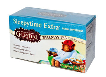 Celestial Seasonings® Sleepytime Extra Wellness Tea