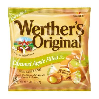Werther's Original Caramel Apple Filled Hard Candy