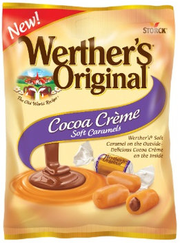 Werther's Original Cocoa Crème Soft Caramels