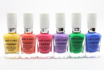 wet n wild Megalast Nail Color