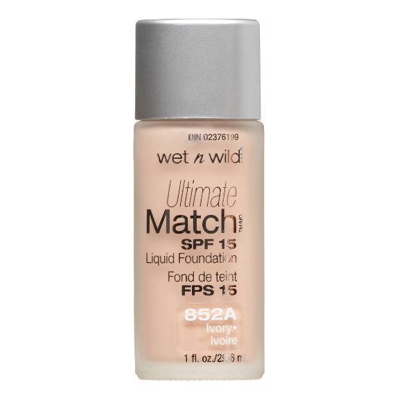 wet n wild Ultimate Match SPF 15 Foundation
