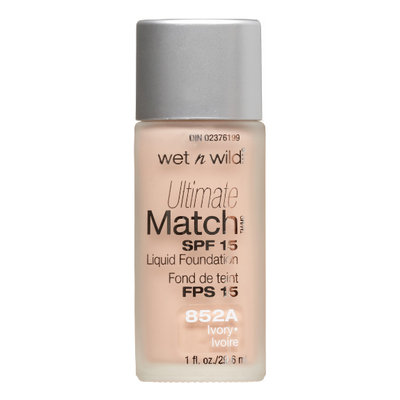 wet n wild Ultimate Match SPF 15 Foundation