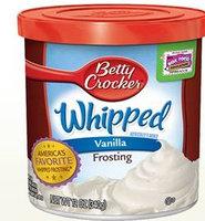 Betty Crocker™ Whipped Vanilla Frosting