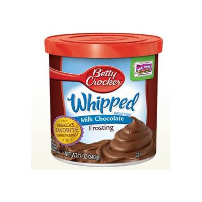 Betty Crocker™ Whipped Milk Chocolate Frosting