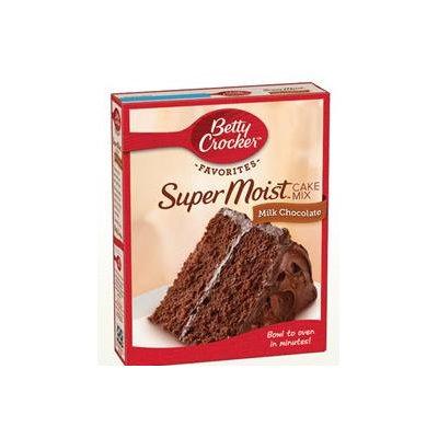 Betty Crocker™ Super Moist™ Favorites Milk Chocolate Cake Mix