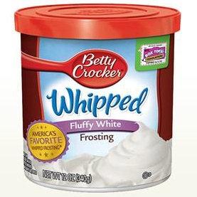 Betty Crocker™ Whipped Fluffy White Frosting