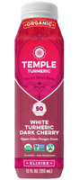 Temple Turmeric White Turmeric Dark Cherry