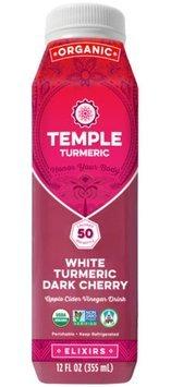 Temple Turmeric White Turmeric Dark Cherry