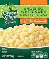 Green Giant® Steamers Shoepeg White Corn & Butter Sauce