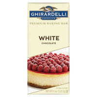 Ghirardelli Chocolate Premium Baking Bar Classic  White Chocolate