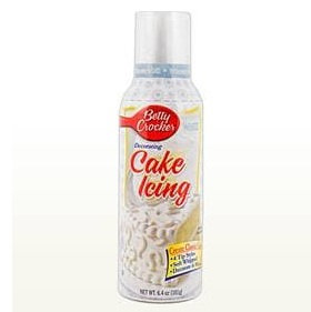 Betty Crocker™ White Decorating Cake Icing