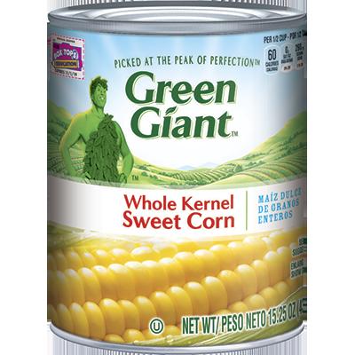 Green Giant® Whole Kernel Sweet Corn