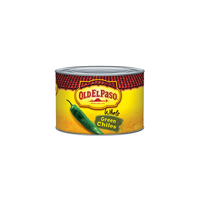 Old El Paso® Whole Green Chiles