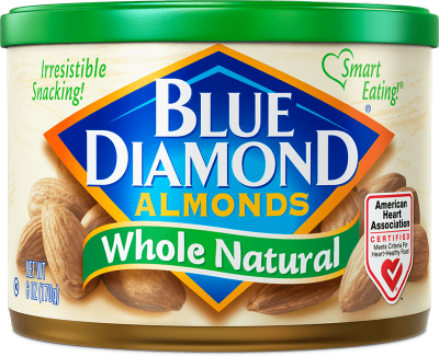 Blue Diamond® Whole Natural Almonds