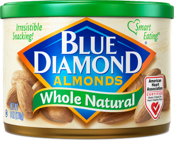 Blue Diamond® Whole Natural Almonds