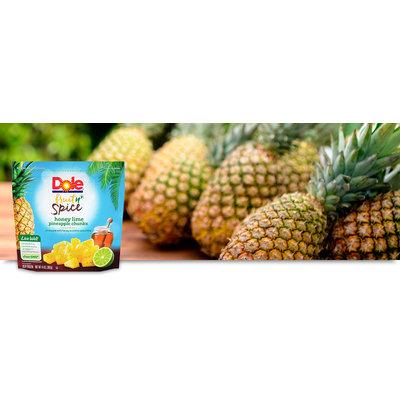 Dole Fruit n' Spice Honey Lime Pineapple Chunks