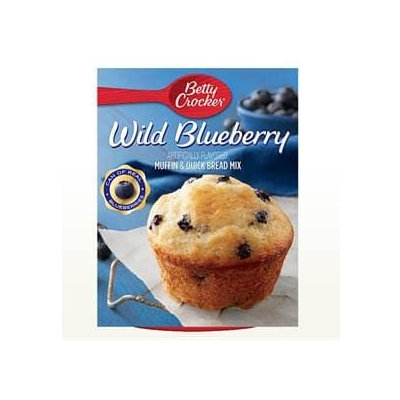 Betty Crocker™ Wild Blueberry Box Muffin Mixes