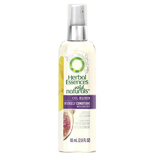 Herbal Essences Wild Naturals Rejuvenating Oil Elixir