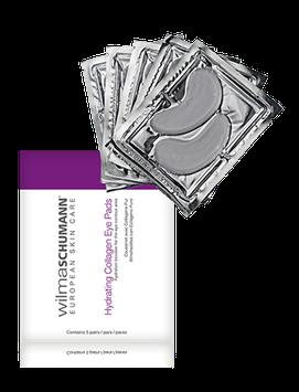 Wilma Schumann Skincare Hydrating Collagen Eye Pads
