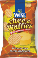 Wise Cheez Waffies Delicious Crispy Sandwich