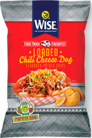Wise Food Truck Favorites Loaded Chili Cheese Dog Flavored Potato Chips