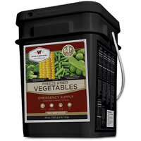 Wise Foods Gluten Free Freeze Dried Vegetable