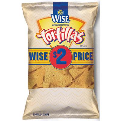 Wise Restaurant Style Tortilla Chips