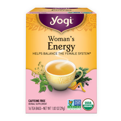 Yogi Tea Yogi Woman's Energy Tea