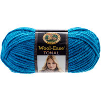 Wool-Ease Tonal Yarn-Aqua