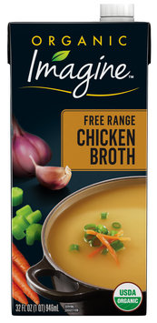 Imagine® Organic Free Range Chicken Broth