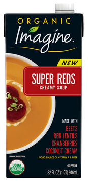 Imagine® Super Reds Creamy Soup