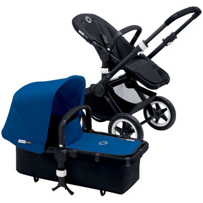 Bugaboo Buffalo Tailored Fabric Set In Royal Blue