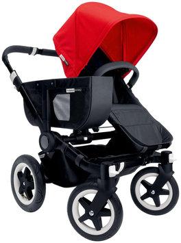 Bugaboo Donkey 2015 Base Stroller in Black/Black